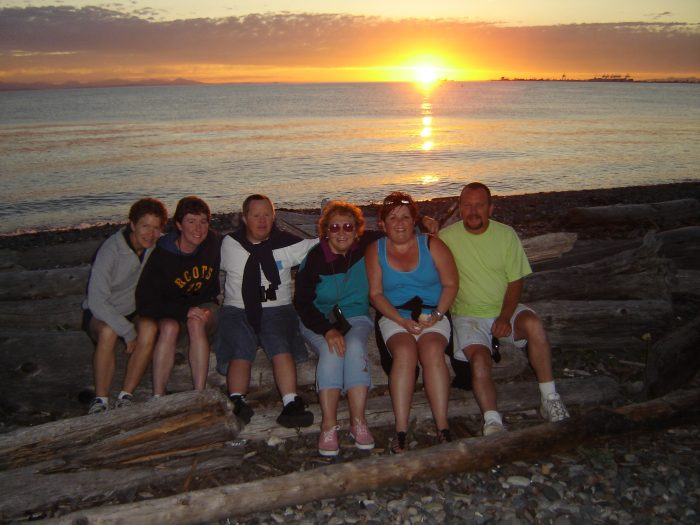 July 2006 Camping at Point Roberts
