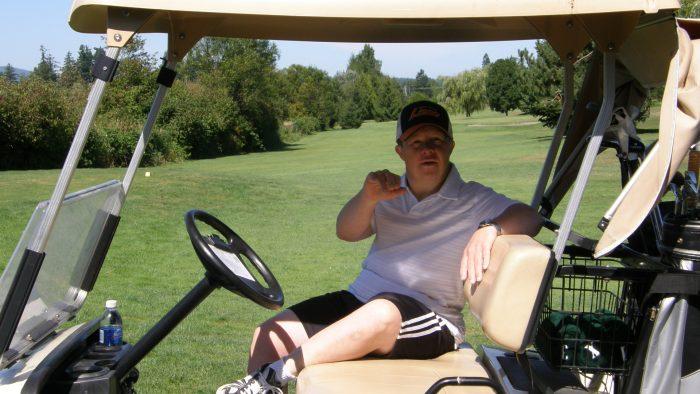 2012 Golfing on Vancouver Island