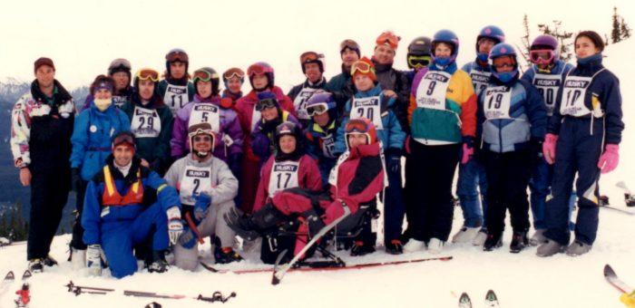 Special O ski team ~ Ken #19