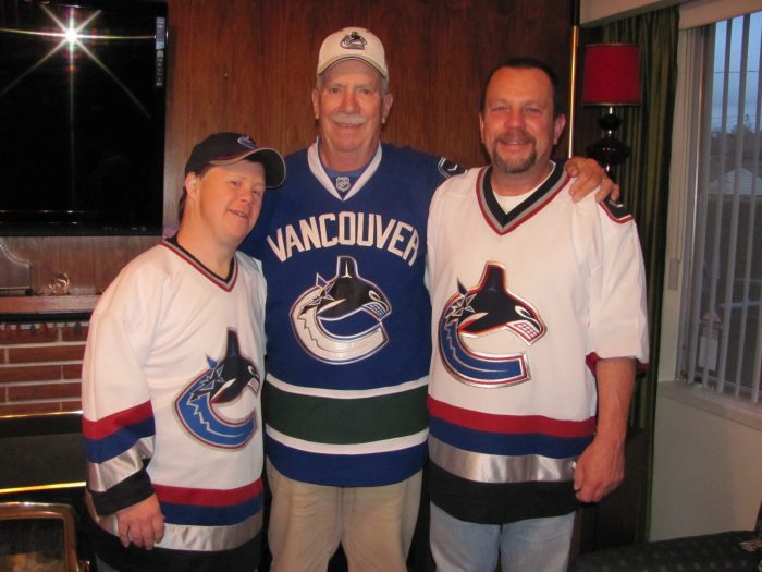 June 2011 Ken's NHL team in the Stanley Cup Final